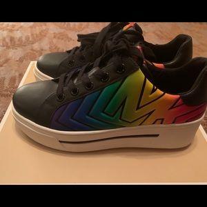 michael kors women athletic shoes new